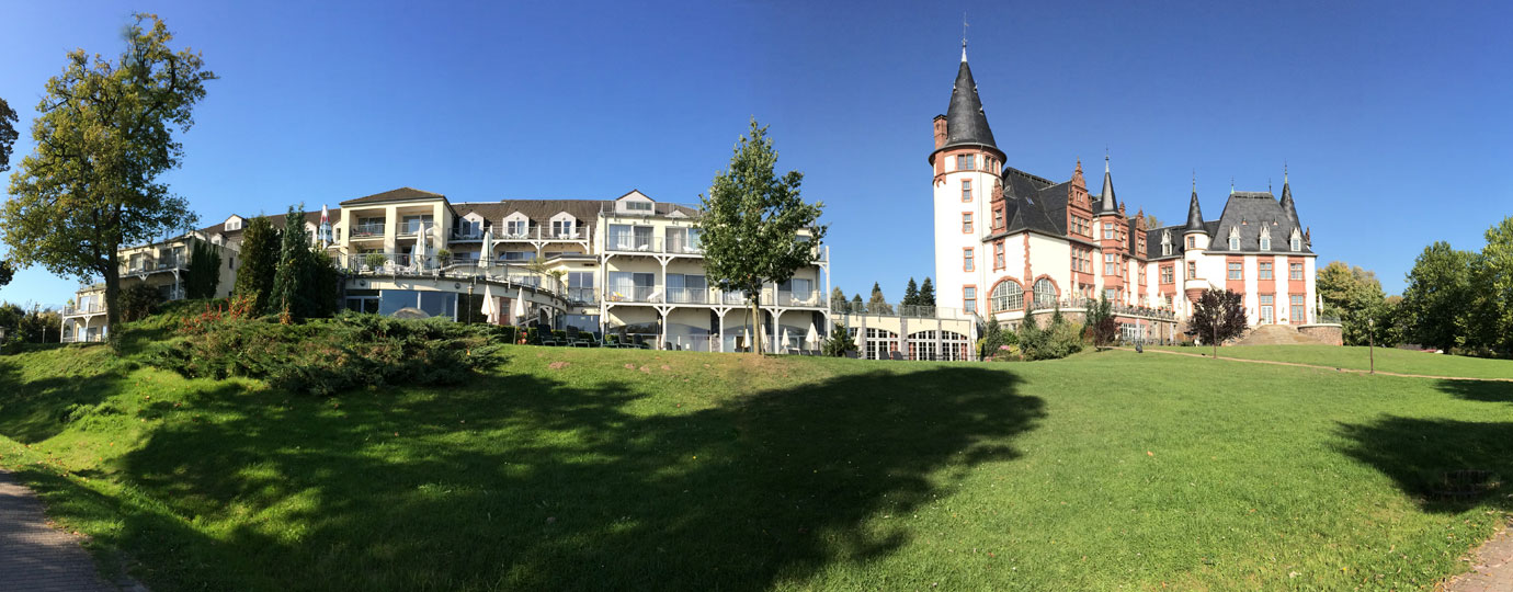 Schlosshotel Klink Panorama, Mecklenburgische Seenplatte