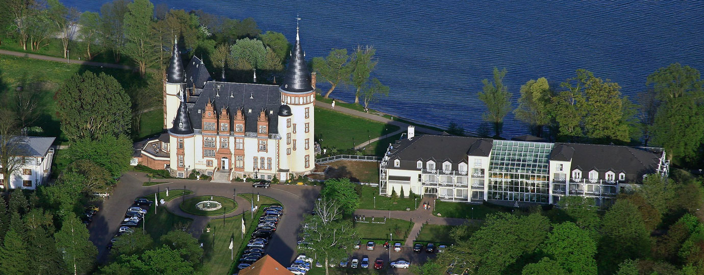 Schlosshotel Klink, Mecklenburgische Seenplatte