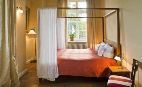 Zimmeransicht Romantik Hotel Gutshaus Ludorf