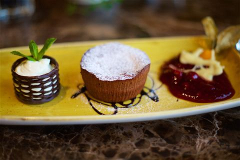 Dessert, Genusswerkstatt Fleesensee