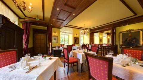 Restaurant Romantik Hotel Gutshaus Ludorf