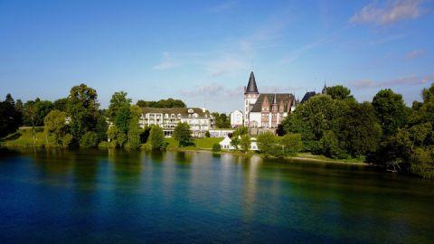 Seehotel Schloss Klink