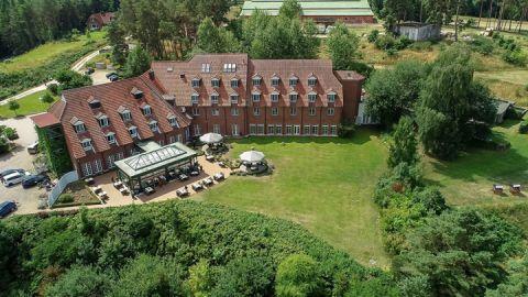 Terrasse - Hotel-Bornmühle